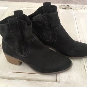 Merona ankle booties